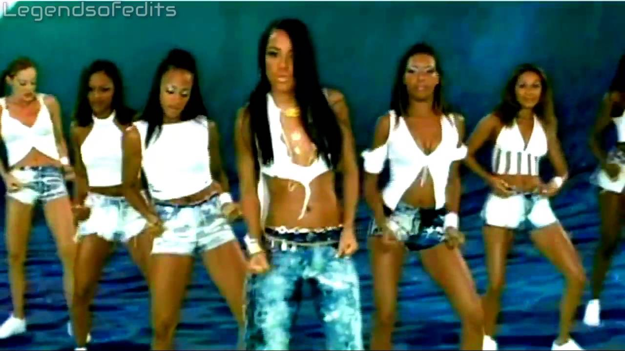 Aaliyah Rock The Boat Acapella Hd Youtube