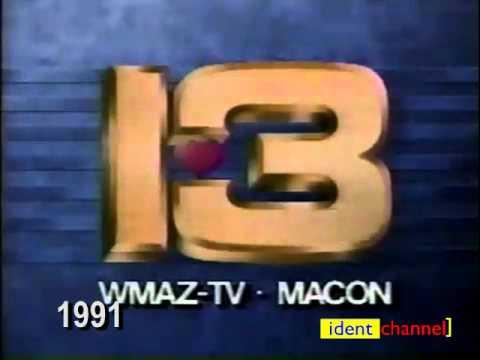 WMAZ 13 CBS 1951  2008