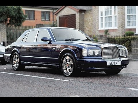 1998-bentley-arnage-twin-turbo-v8-start-up,-exhaust,-in-depth-review
