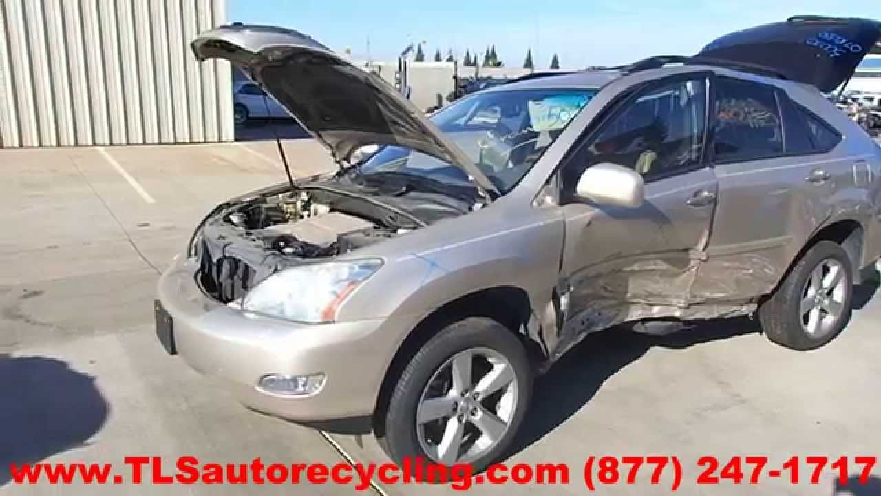 2007 lexus rx350 parts for  - save up to 60% - youtube