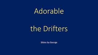 Drifters  Adorable  karaoke