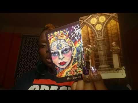 Sasha Fierce Twin FLame Reading p1