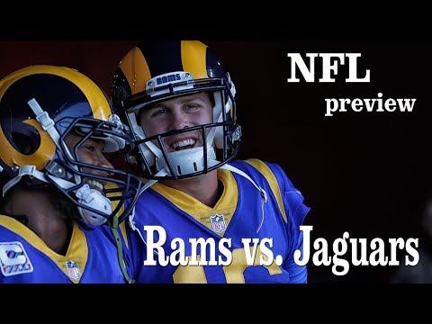 NFL Preview: Rams at Jacksonville Jaguars | Los Angeles Times