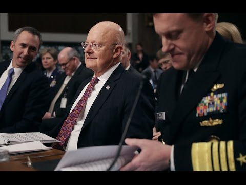 LIVE: Intel Chiefs Testify on 2016 Campaign Hackings