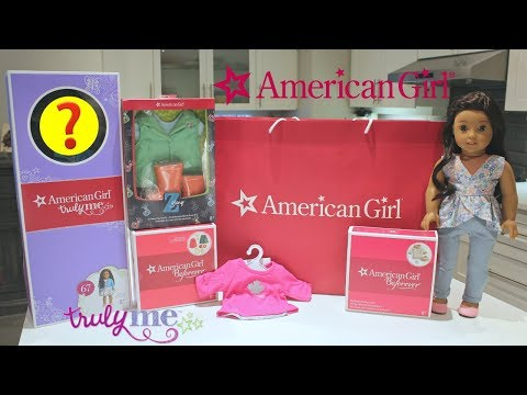 Opening American Girl Haul From AGP Vancouver! NEW DOLL