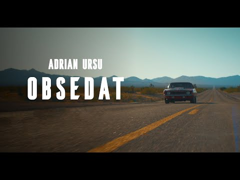 Adrian Ursu - Obsedat | Official Video