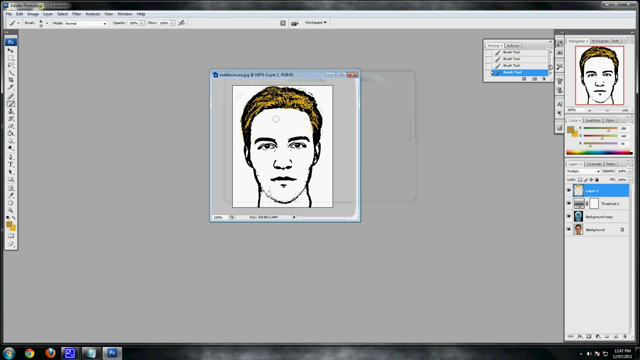 Prisma for photoshop | photoshop cs3 tutorial | prisma for pc.