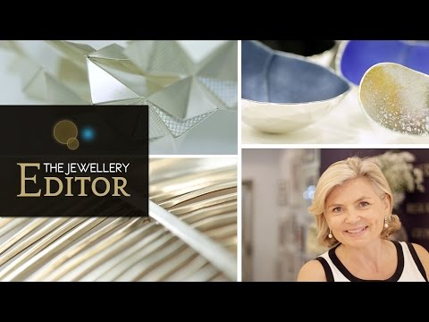 The Jewellery Editor visits Mappin & Webb's Celebrating Silver exhibition in London