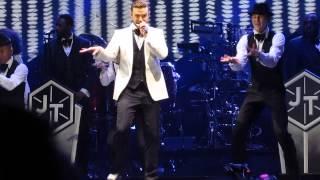 Justin Timberlake - My Love at Madison Square Garden