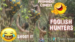 Foolish hunters , prominent comedy Umu obiligbo ft flavour and phyno CULTURE umuobiligbo