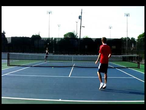 Forever Young Deleted Scenes: Tennis