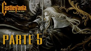 Castlevania Symphony of the night parte 5 gameplay en español