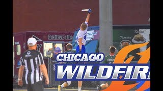 Chicago Wildfire Top 10 Plays of the 2017 Season