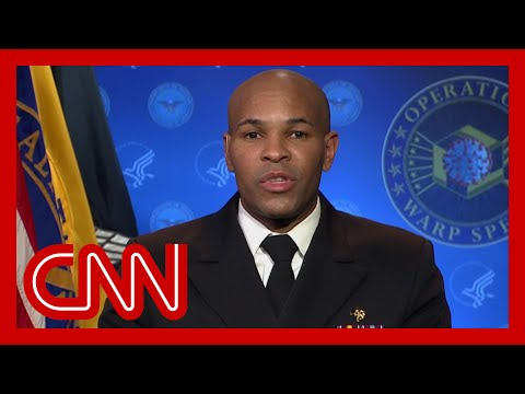 Surgeon General: This is going to be the hardest vaccine distribution in history