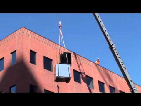 Quantum Renewable Energy Turbine Smart Box Installation Denver Colorado