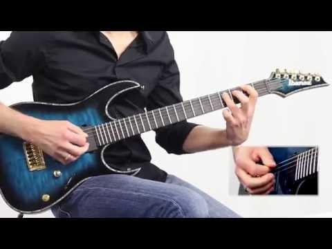 Guitar Training Metal - Das ultimative Trainingsprogramm für die E-Gitarre (DVD)