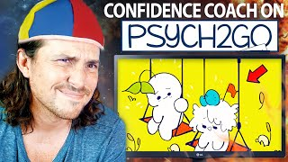 Dating Coach Reacts to PSYCH2GO's Lazy Advice