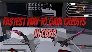 Roblox CBRO Wie man Credits einfach gewinnt! Schnellster Weg, um Credits in CBRO Roblox zu gewinnen