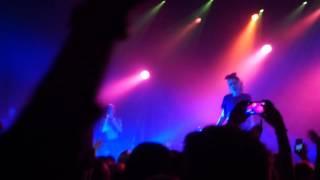 Grimes - Realiti live in Paris (le Trianon, March 4 2016)
