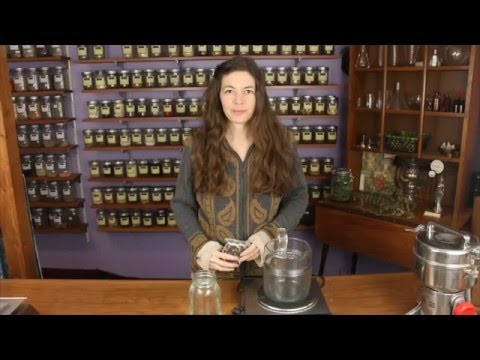 DIY Herbal Syrup Kits