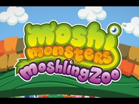 Moshi Monster: Moshling Zoo Official HD game trailer - Nintendo DS