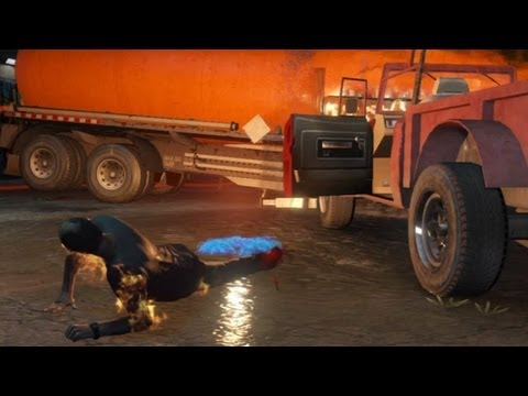 GTA V: Trevor Death Scene (Optional)