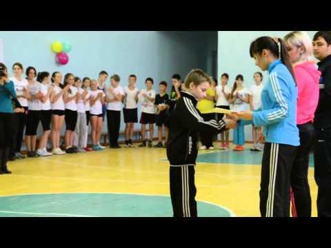 Олимпийский день в Гимназии №3 г.Мелеуз