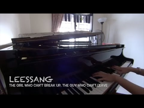 [Cover] LeeSsang - The Girl Who Can't Break Up, The Guy Who Can't Leave
