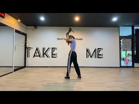 Take Me - Miso (LISA Solo Stage) DANCE COVER   AMMIE