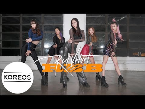 [Koreos] Red Velvet 레드벨벳 - Really Bad Boy (RBB) Dance Cover 댄스커버