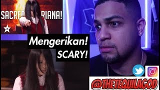 Download The Sacred Riana: Magician Scales Wall - America's Got Talent 2018 Reaction