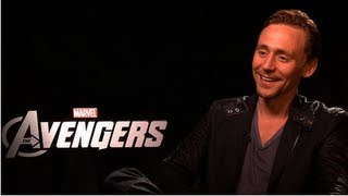 Tom Hiddleston on Playing a Villain and Being an Avengers Heartthrob