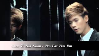 V-POP Top 20 [August 2013] Best of Vietnamese Music