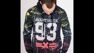 Модные Мужские Толстовки 2016 - Мода - Стиль / Fashionable men's sweatshirts(, 2015-12-22T09:01:16.000Z)