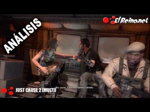 Vídeo análisis / review Just Cause 2 - Multi