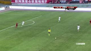 Crazy! Shandong Luneng keeper Wang Dalei come out tribute Manuel Neuer