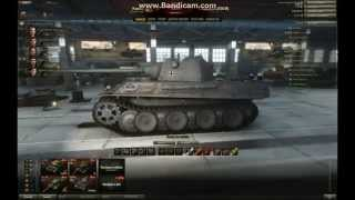 Panther tank review World of Tanks