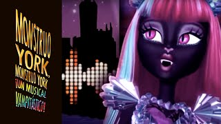 Vídeo musical Monstruo York | Monster High