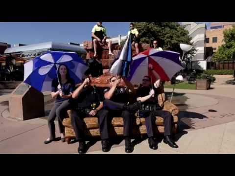 Sioux Falls Police Department Lip Sync Challenge