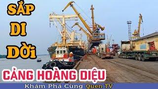 Sắp Di Dời Cảng Hoàng Diệu - Cảng Hải Phòng | Haiphong Port Vietnam