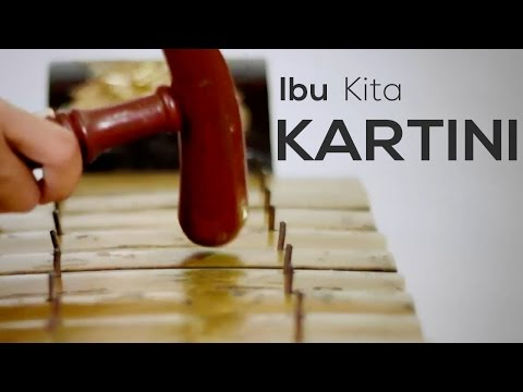 Ibu Kita Kartini ( Ethnic Version )