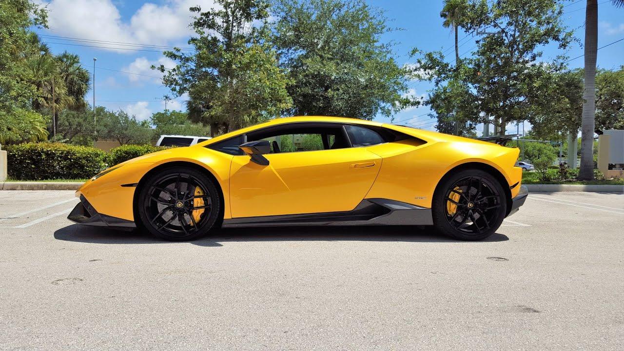 Novitec Torado Lamborghini Huracan 610 4 Stunning Yello