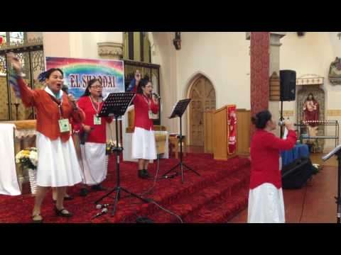 El Shaddai Newcastle Chapter UK 10th Thanks Giving Anniversary Walthamstow Cell Group