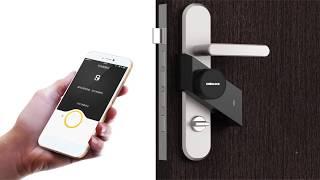 Умный дверной замок Sherlock S2 Smart Door