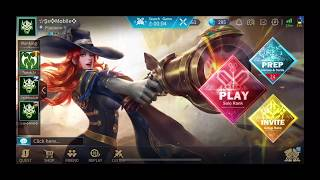 [ Legend of Ace ] NEW MOBA GAME Up rank platinum with Maria Bell the strongest Marksman