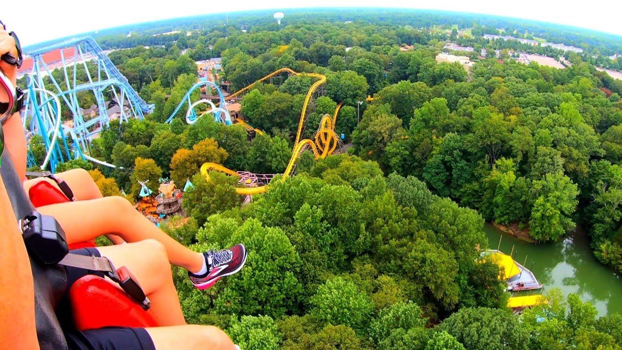maxresdefault - New Free Fall Ride At Busch Gardens