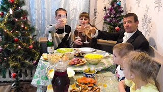 Новогодние  поздравление ! канал Из города в деревню. 135 серия