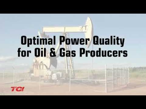 Optimal Power Quality for Oil & Gas Producers