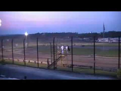 WHIP CITY SPEEDWAY : 750cc Feature Race July 12, 2008