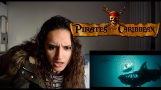 Pirates of the Caribbean: Dead Men Tell No Tales Super Bowl Reaction